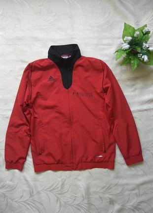 Adidas⛹️ветровка куртка мастерка на підкладці спорт спортивна