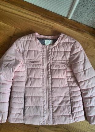 Zara куртка для девочки
