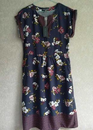 Платье цветочное летнее,плаття легке,сукня,плаття laura ashley