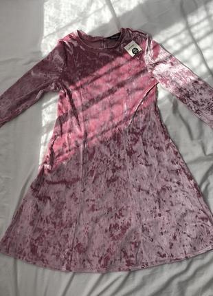Велюрове плаття george