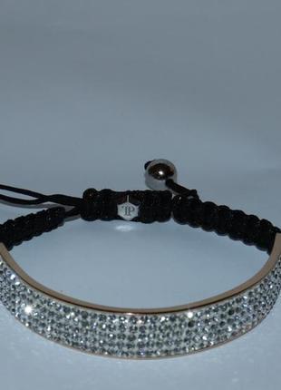 Потрясающий дизайнерский браслет tresor paris вес 14,1 грамм винтаж на восстановление