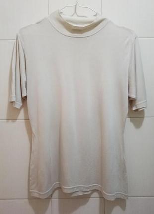 Micha: футболка из трикотажного шелка