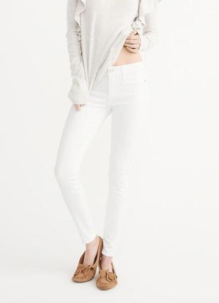 Завужені джинси abercrombie &fitch
