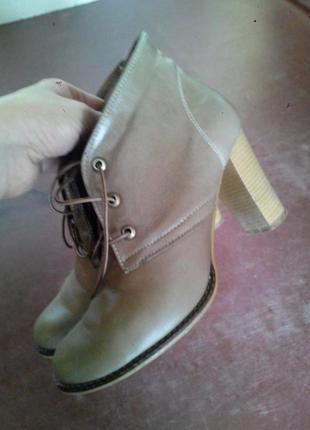 Ботиночки на среднем кабуке