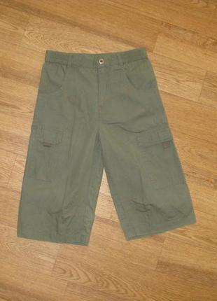 Шорты * удлиненные шорты * бриджи на 7 лет