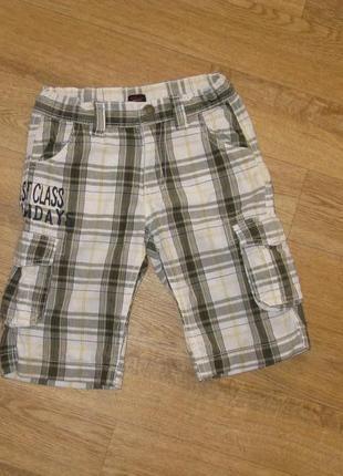 Цветные шорты * бриджи на 6 лет