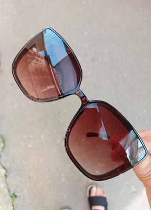 Стильные квадратные женские очки