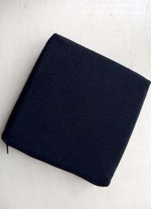 Подушка гимнастическая для растяжки 20*20*3 см, поролон, ткань