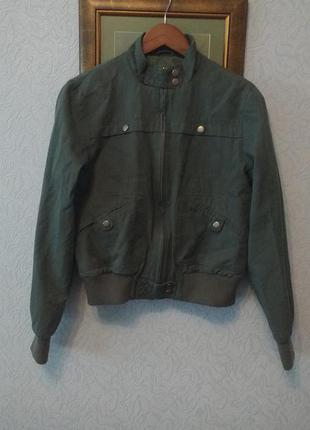 Куртка 100% хлопок warehouse