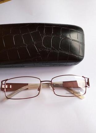 Фирменная оправа под линзы,очки оригинал gf.ferre gf38803