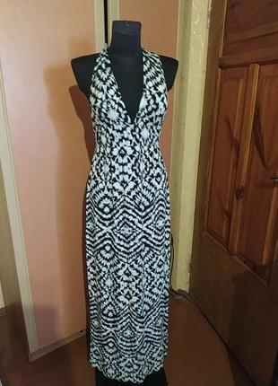 Платье в пол макси new look