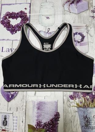 Under armour спортивный топ
