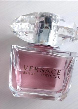 Versace bright crystal духи 90 мл