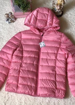 Красивая курточка 🌸для вашей модницы от kiabi 🌸франция 🇫🇷
