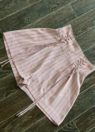 Guess юбка-шорты высокие модные