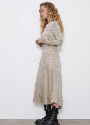Новое платье от бренда zara5 фото