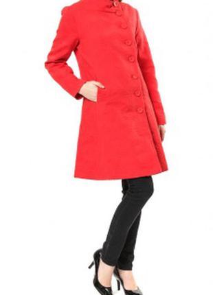 Красивое пальто большой размер