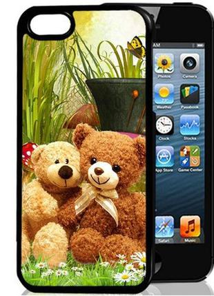 3d чехол бампер на айфрн iphone 4/4s, 5/5s