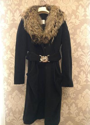 Роскошное пальто balizza