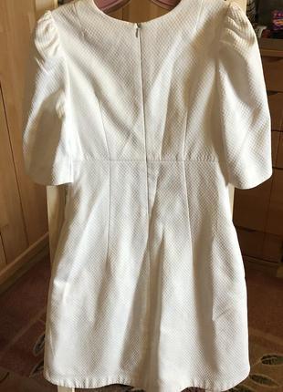 Біла сукня від musthave