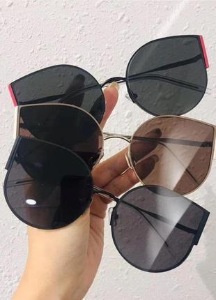 Очки солнцезащитные кошечки s313146 фото