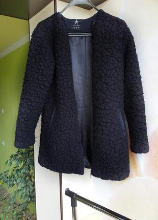 Atmosphere пальто барашек