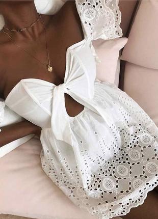 Платье летнее в стиле zara bershka