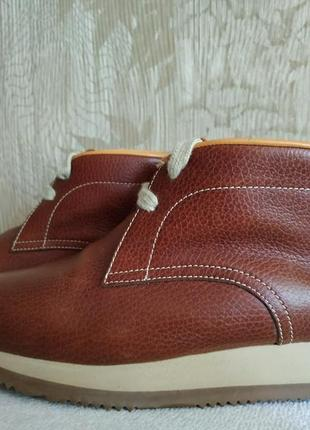 Hermes оригинал кросовки hermes, оригинальные ботинки hermes, италия, кроссовки на платформе, люкс бренд, стелька 22,5-23 см, эксклюзив, винтаж