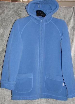 Продаётся флисовая демисезонная куртка!