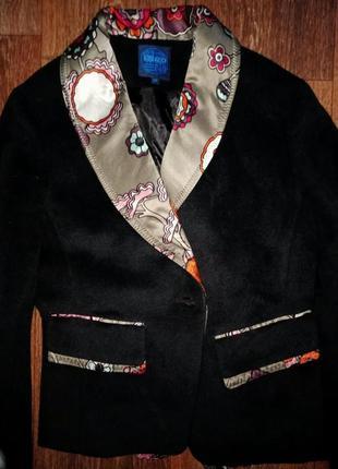Kenzo original  пиджак жакет тренч