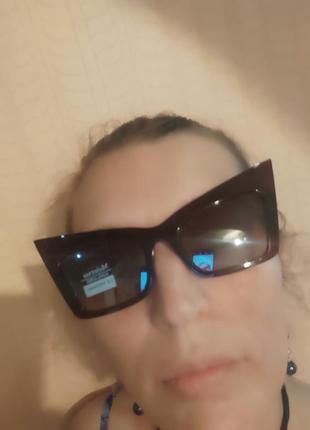 """Очень крутые солнечные очки """"кошки"""""""