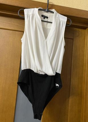 Бодик блузка 8