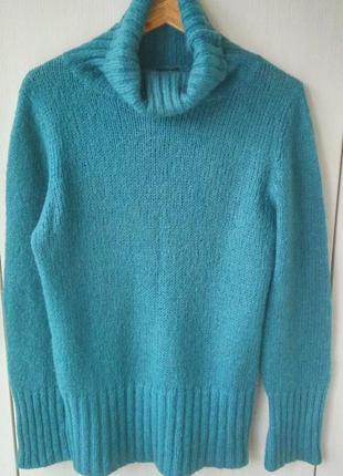 Шерстяной свитер massimo dutti