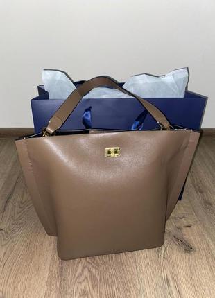 Кожаная сумка estro