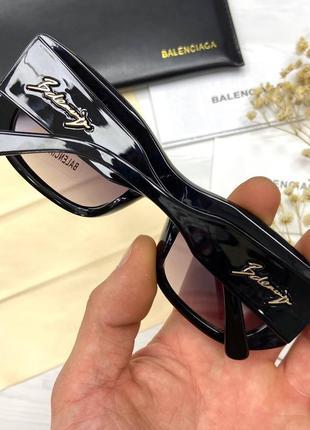 Солнцезащитные очки в стиле balenciaga