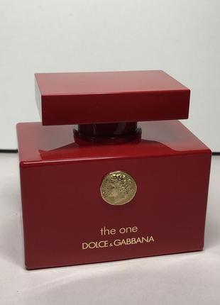 Dolce & gabbana the one collector for women, edр, 1 ml, оригинал 100%!!! делюсь!