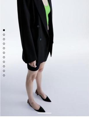 Туфли-лодочки ,с задником zara размер 39,40