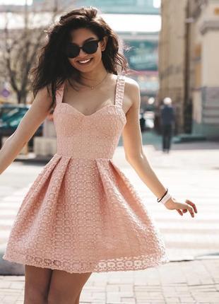 Платье летнее коктейльное