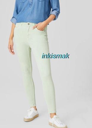 Высокая посадка джинсы skinny c&a германия