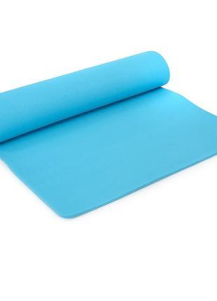 Мат для фитнеса tpe 173 х 61 х 0.8 см (r17821) разные цвета йога-мат коврик для йоги