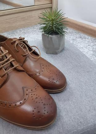 Шкіряні туфлі george 36 розмір