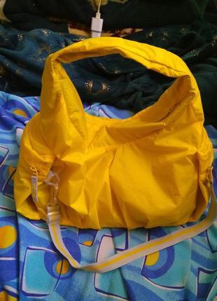 Сумка  мешок adidas площевая  на текстильным ремешке
