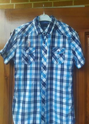 Котонова сорочка для хлопчика
