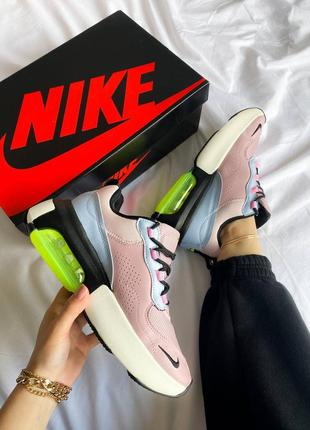 """Женские кроссовки nike air max verona """"pink/green"""" (топ качество)"""