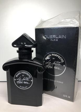 Guerlain la petite robe noire black perfecto, edр, 1 ml, оригинал 100%!!! делюсь!