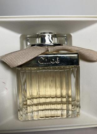 Chloe chloe eau de parfum, edр, 1 ml, оригинал 100%!!! делюсь!