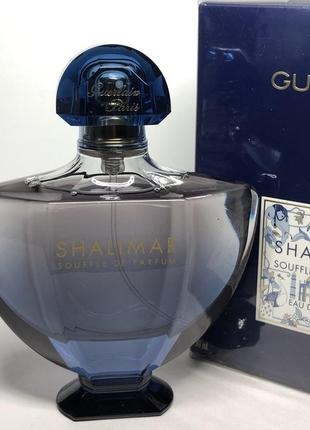 Guerlain shalimar souffle de parfum, edр, 1 ml, оригинал 100%!!! делюсь!