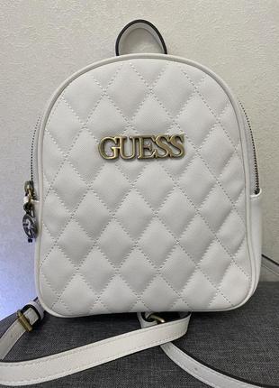 Очень стильный рюкзак guess с новой коллекции, оригинал!