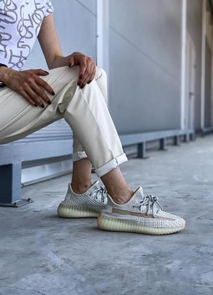 Женские кроссовки adidas yeezy 350