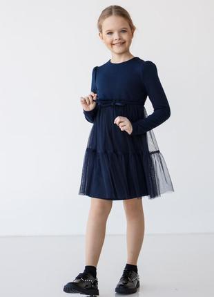 Стильные школьные платья